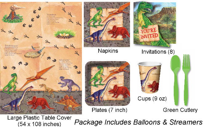 Great Dinosaur Themed Birthday Party Supplies 659 x 412 · 119 kB · jpeg